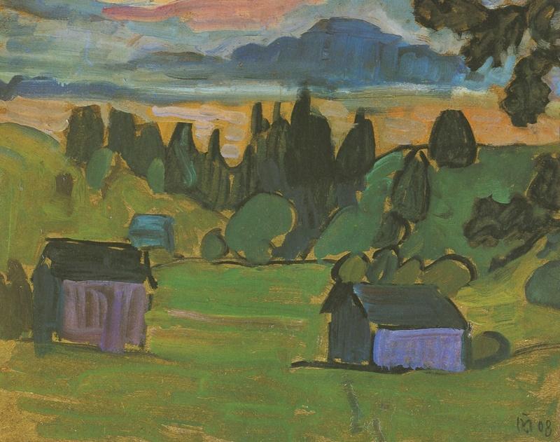 Gabriele Münter [peintre] A132