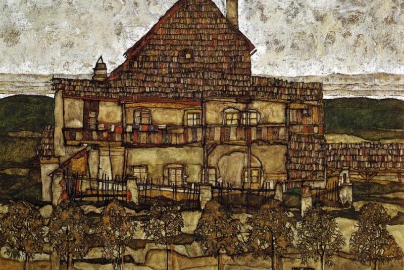 Egon Schiele [peintre] A17
