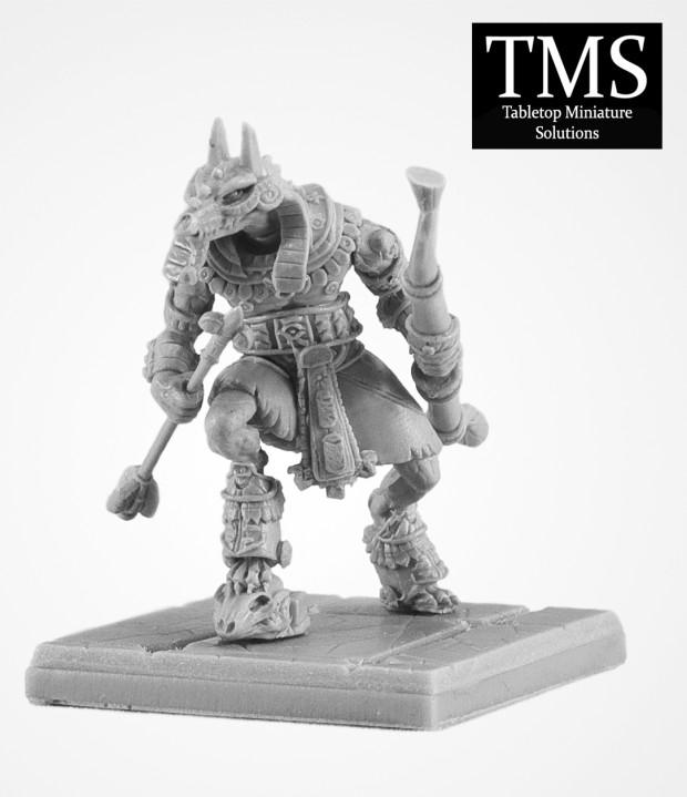 Nouvelles figurines des Dynasties Immortelles sur Indiegogo Shabti10