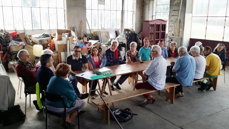 Invitation 14 Juillet 2016 SQUARE DE L'ESPLANADE de COLLONGE Hameau de La Chapelle-sous Brancion 20160610