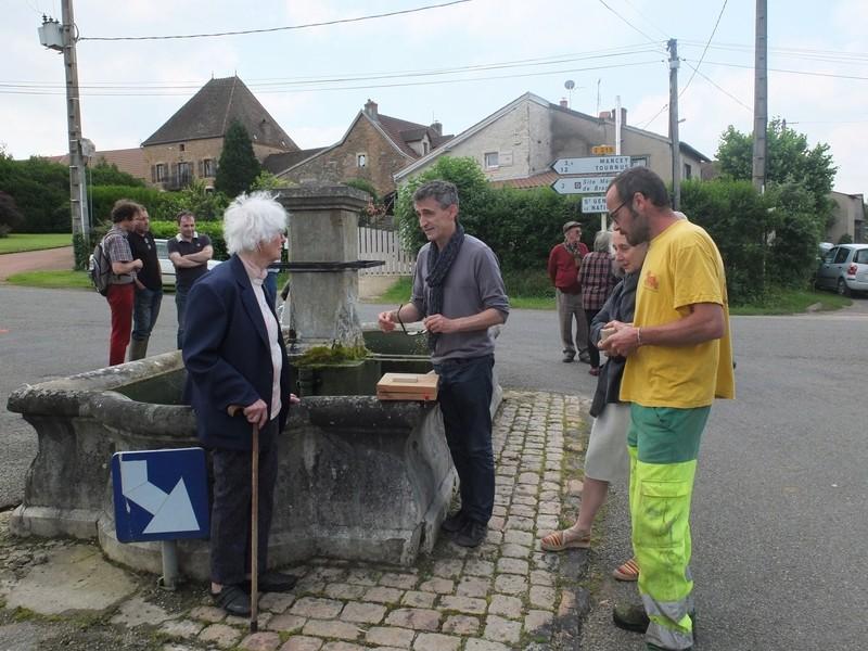 Invitation 14 Juillet 2016 SQUARE DE L'ESPLANADE de COLLONGE Hameau de La Chapelle-sous Brancion Dscf7810