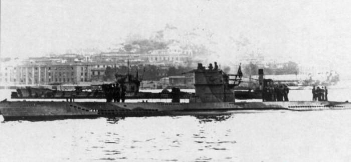 Kriegsmarine - U-331  83_12810
