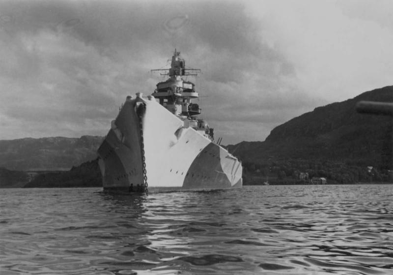 Kriegsmarine - Le Tirpitz Battle11