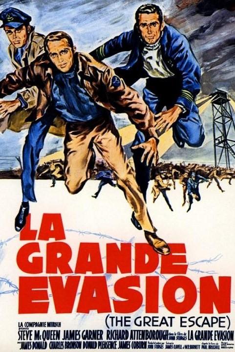 LA GRANDE EVASION  Grande10