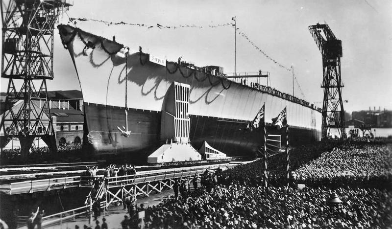 Kriegsmarine - Le Tirpitz Launch11