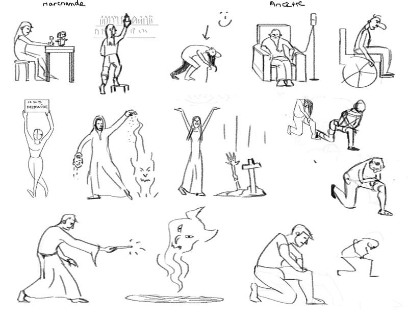Etudes et croquis de Sofi - Page 6 Imagin10