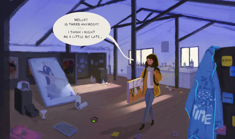 Prez et dessins de Sofi Toolat15