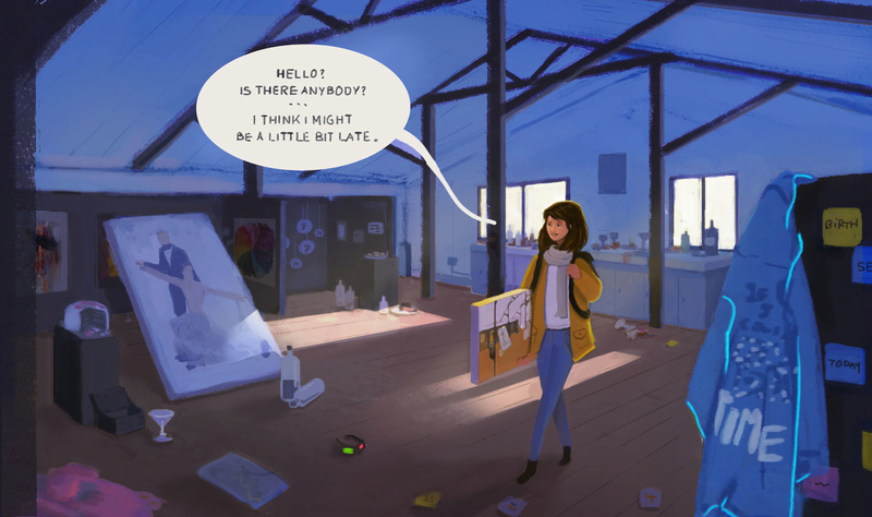 Prez et dessins de Sofi Toolat16