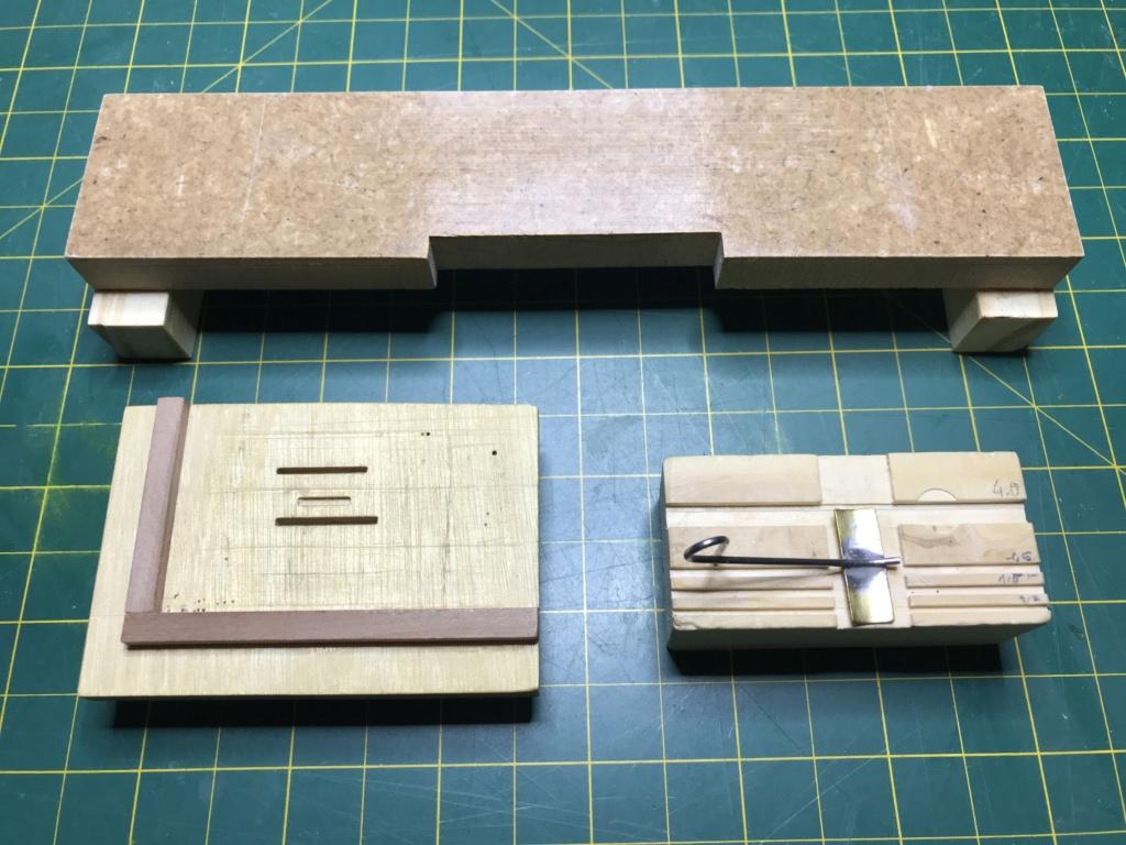 fixation des pièces avec la MF70 Img_5211