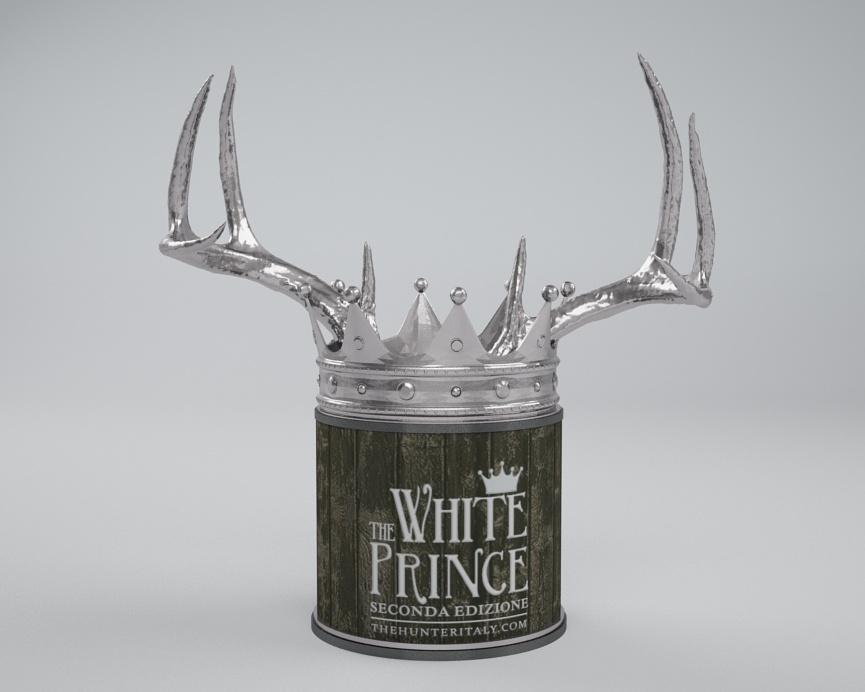 [CONCLUSA] Competizioni ufficiali TheHunteritaly - The White Prince II ED - Cervo Coda Bianca Arg10