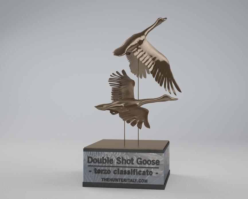[CONCLUSA] Competizioni ufficiali TheHunteritaly - Double Shot Goose -  - Oca Canadese Bro00010