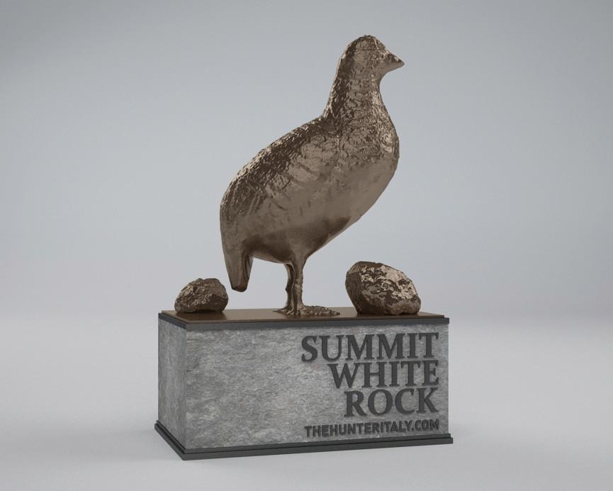 [CONCLUSA] Competizioni ufficiali TheHunteritaly - Summit White Rock - Pernice Bianca delle rocce Bro00013