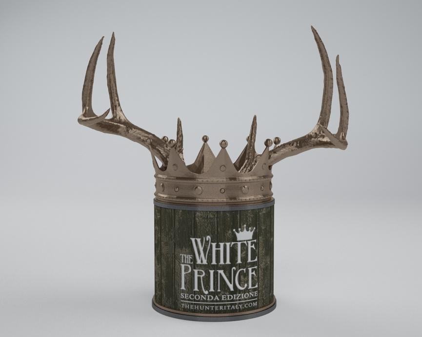 [CONCLUSA] Competizioni ufficiali TheHunteritaly - The White Prince II ED - Cervo Coda Bianca Bro10