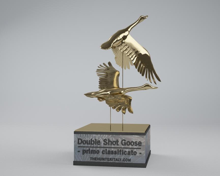 [CONCLUSA] Competizioni ufficiali TheHunteritaly - Double Shot Goose -  - Oca Canadese Oro00010