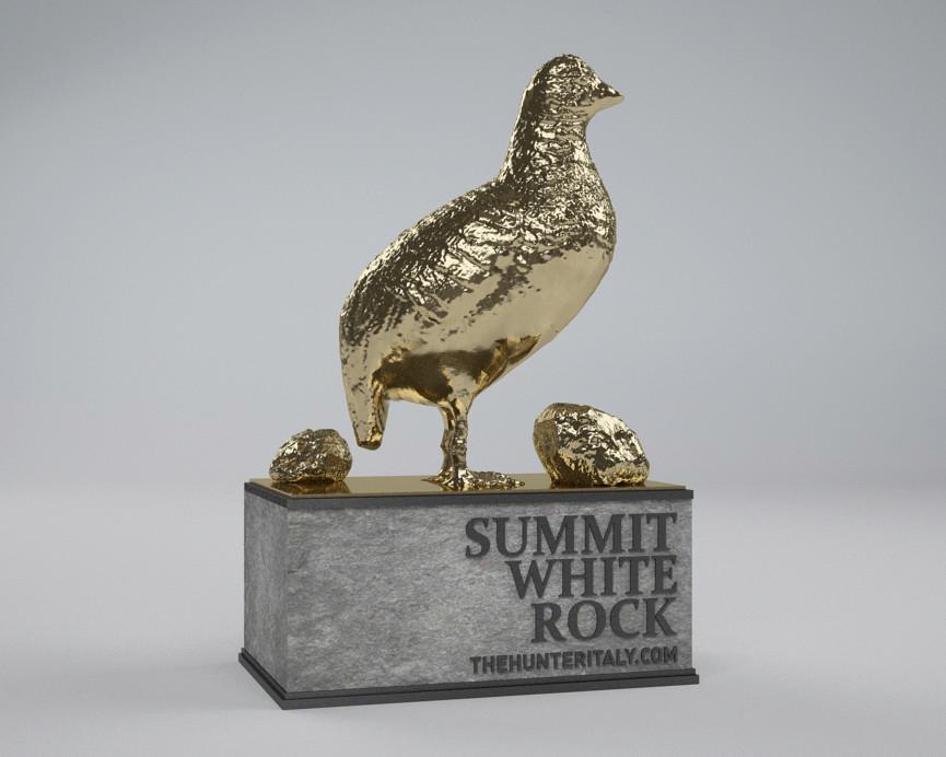 [CONCLUSA] Competizioni ufficiali TheHunteritaly - Summit White Rock - Pernice Bianca delle rocce Oro00013
