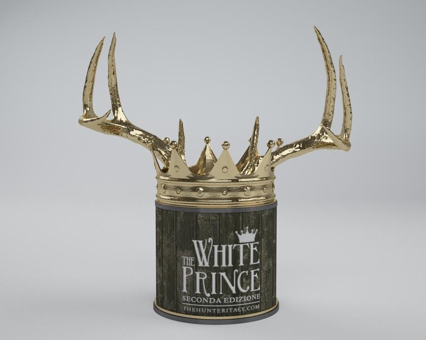 [CONCLUSA] Competizioni ufficiali TheHunteritaly - The White Prince II ED - Cervo Coda Bianca Oro10