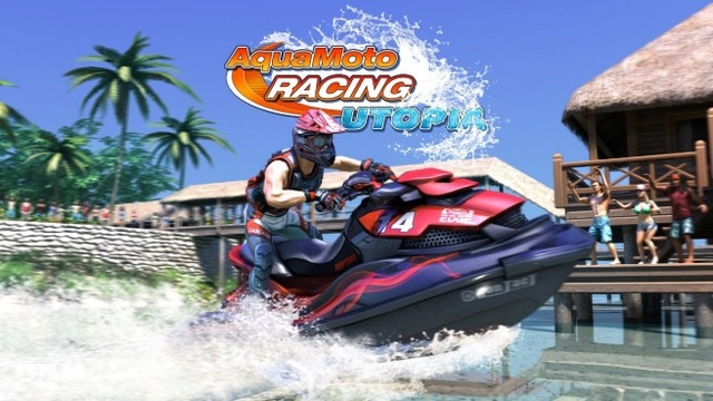 eshop - News: A bunch of AquaMoto Racing Utopia footage is up on Youtube Aqua_m10
