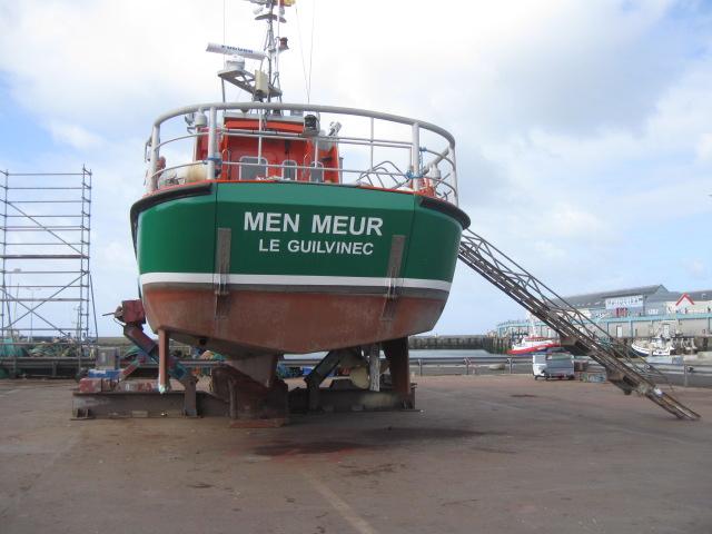 [Activité des ports] Le Guilvinec - Page 3 Img_2019
