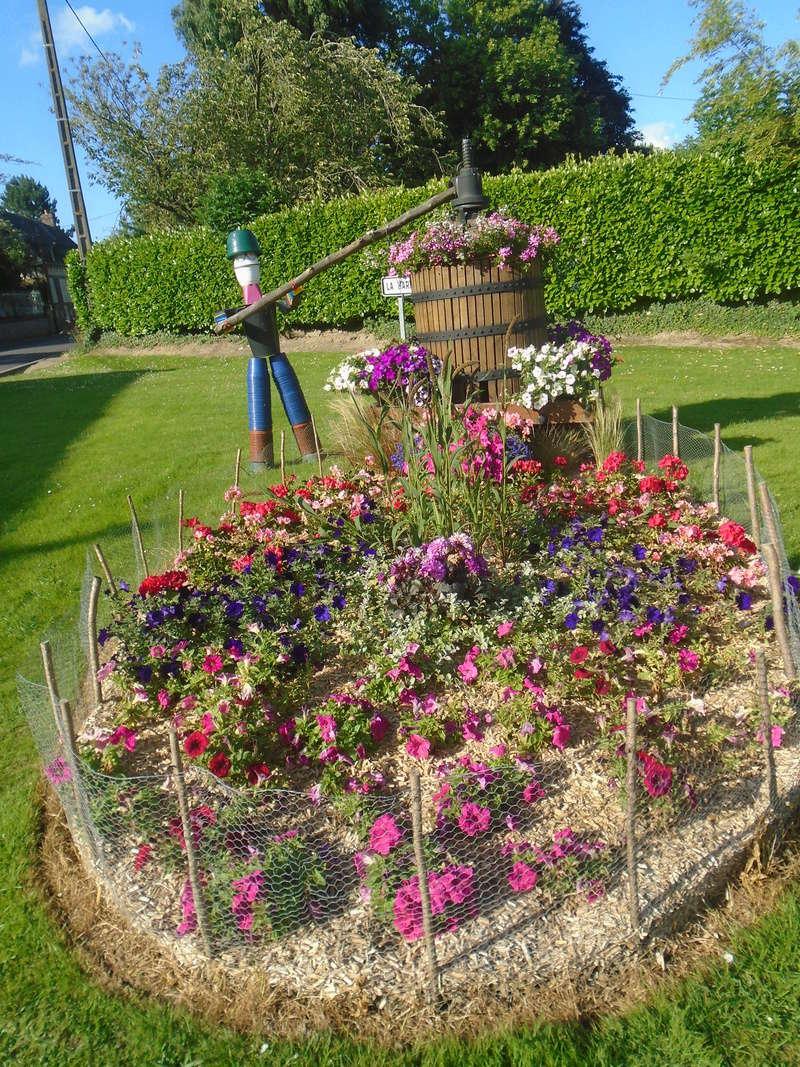 fleurs de fouqueville Fleurs73