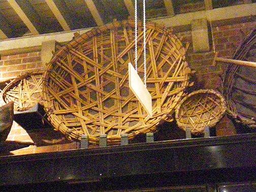 Fabrication d'un coracle 13872311