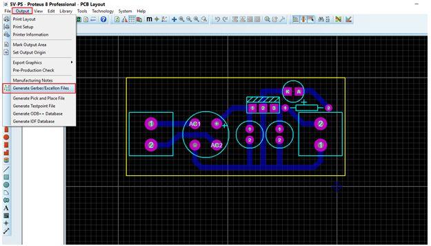 كيفية تحويل وقشط  mill مخطط PCB على ماكينة CNC 310