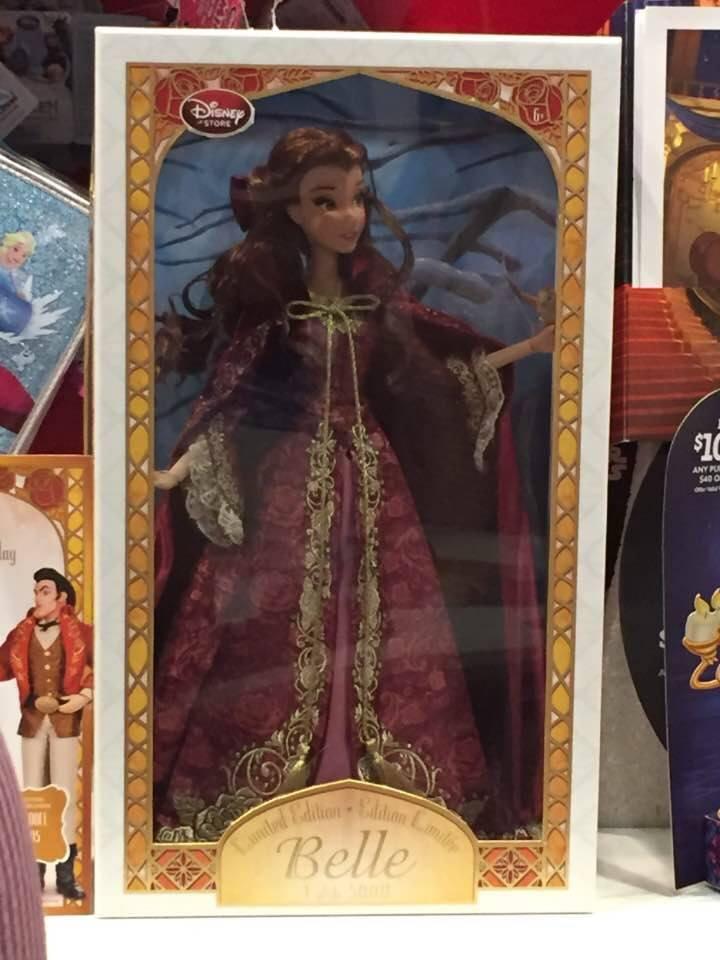 Disney Store Poupées Limited Edition 17'' (depuis 2009) - Page 6 13906510