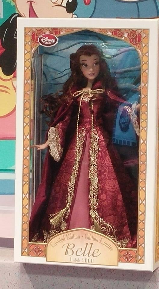 Disney Store Poupées Limited Edition 17'' (depuis 2009) - Page 6 13934810