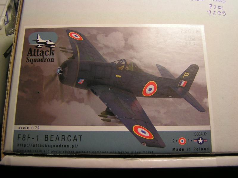 """F8F1 """"M"""" Bearcat à DBP 1953/1954 Le DIORAMA est fini Pict0048"""