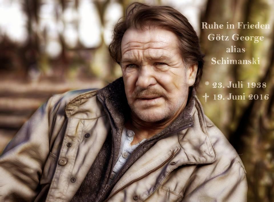 """""""Tatort""""-Schauspieler Götz George überraschend gestorben 13507210"""