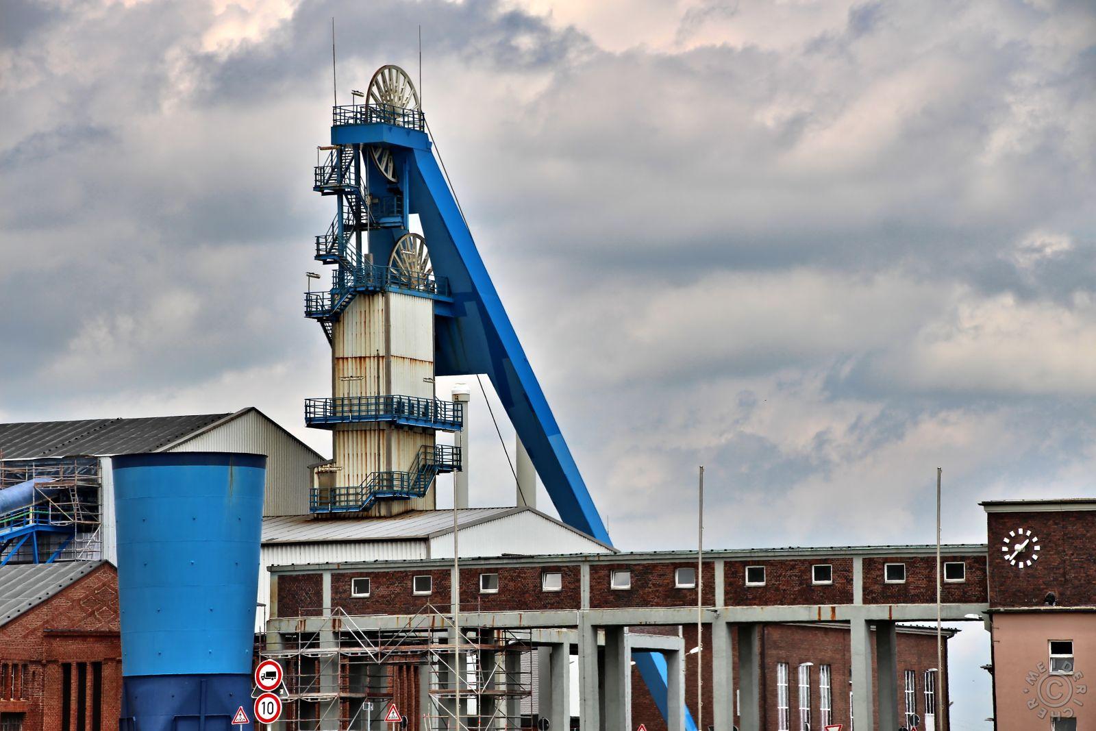Salzbergwerk Borth 410