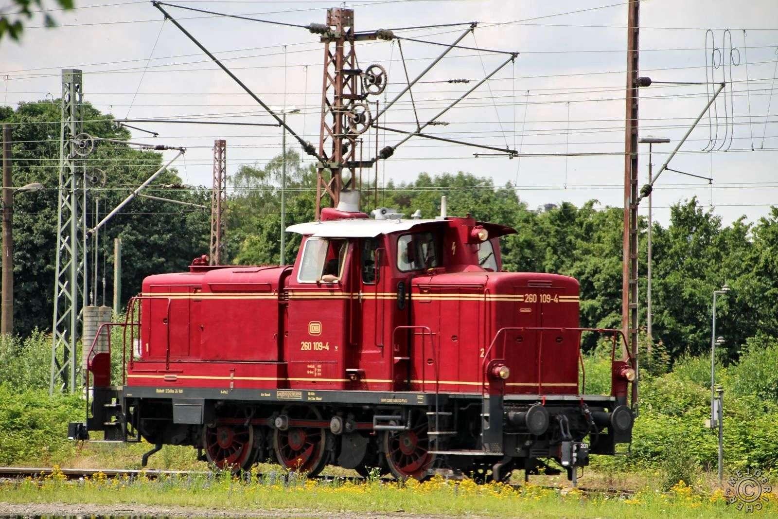 Diesellokomotiven der DB 411