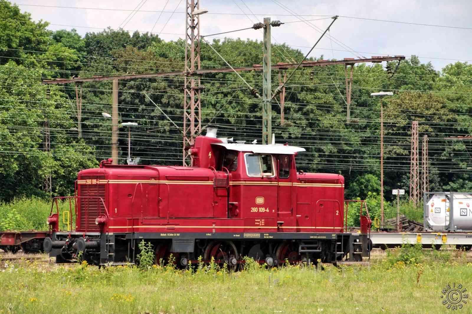 Diesellokomotiven der DB 511