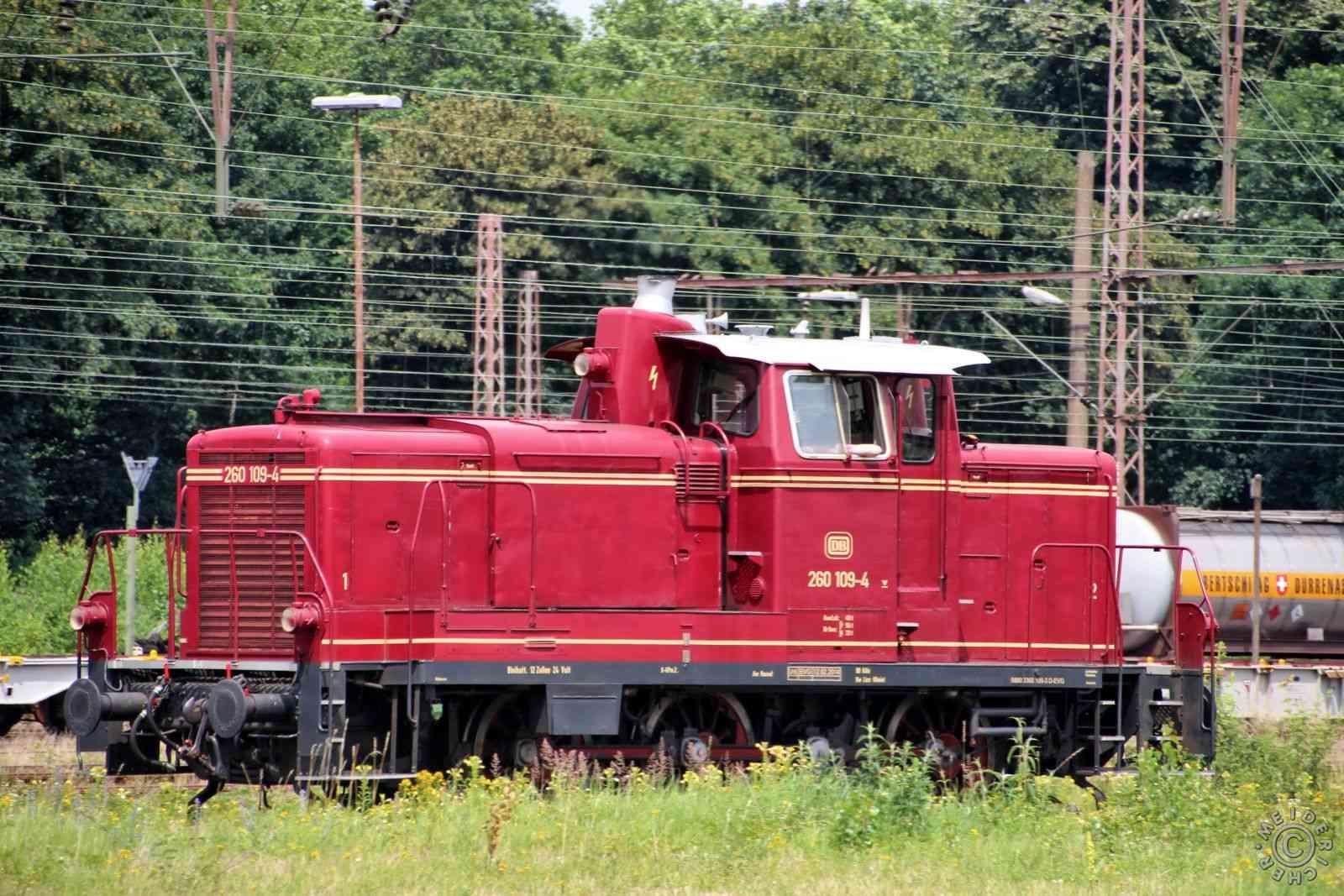 Diesellokomotiven der DB 610