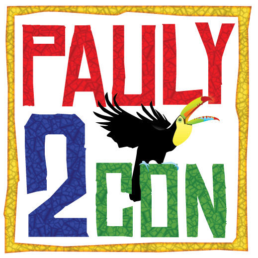 paulygcon2: pauly2con (11th - 13th November 2016) Toucan11