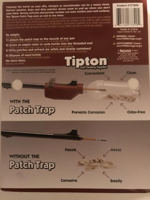 Tipton gun cleaning  62078610