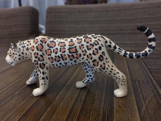 Mojo Fun 387018 Leopard - New Paintwork Img_1112