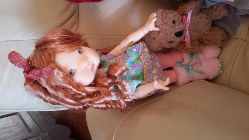 Tella la chipie!Meadow doll 20151210