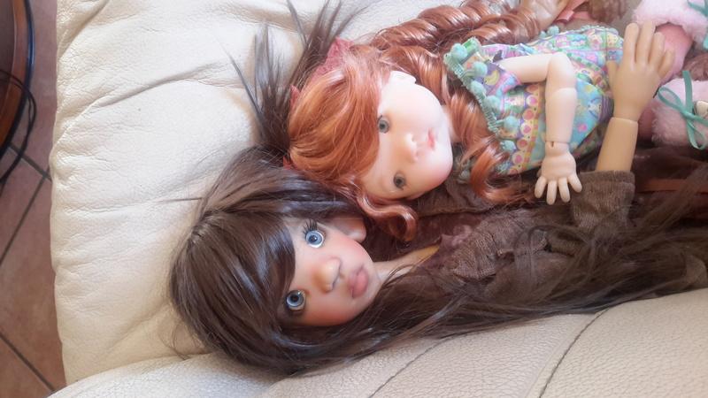 Tella la chipie!Meadow doll 20151211