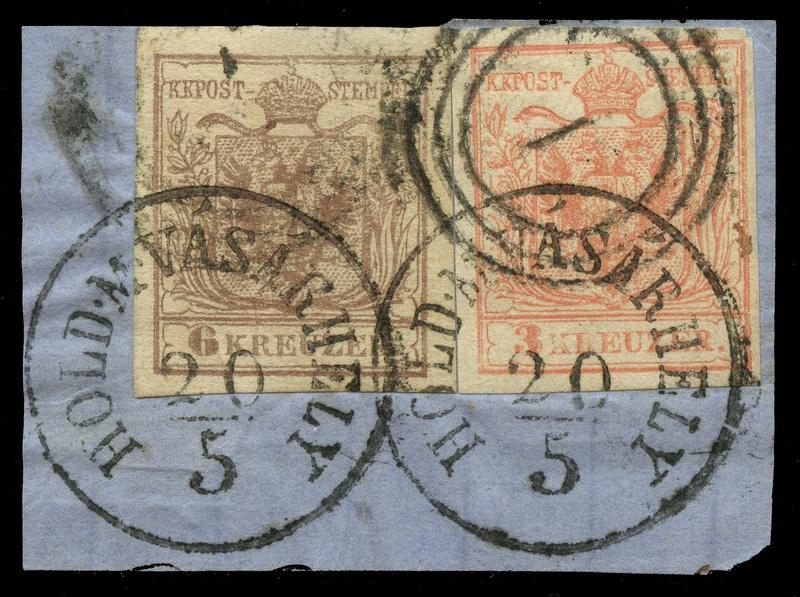 Die erste Österreichische Ausgabe 1850 - Seite 8 Img03410