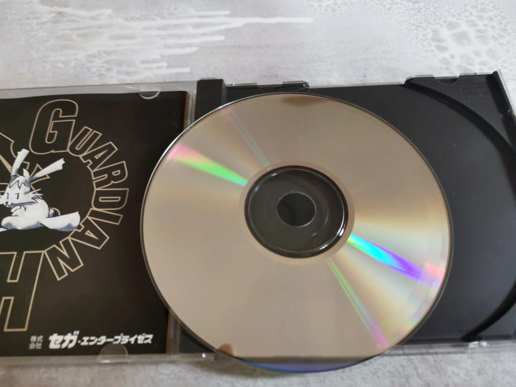 [VDS] Lot Console Saturn Jap grise en boite  Guardi10