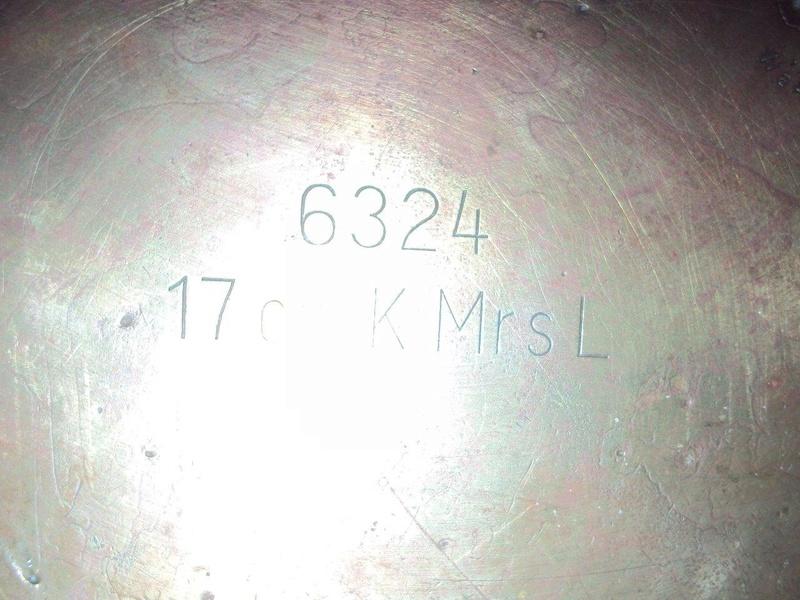 DU très très lourd ... Douille WW2  de 170 mm allemand  Obus_116
