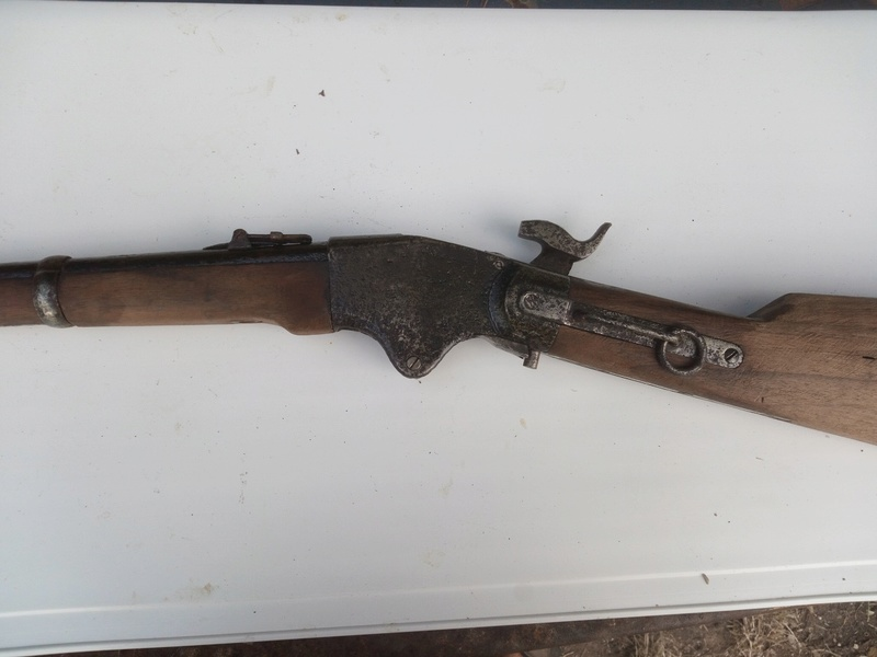 carabine spencer ? Spence11