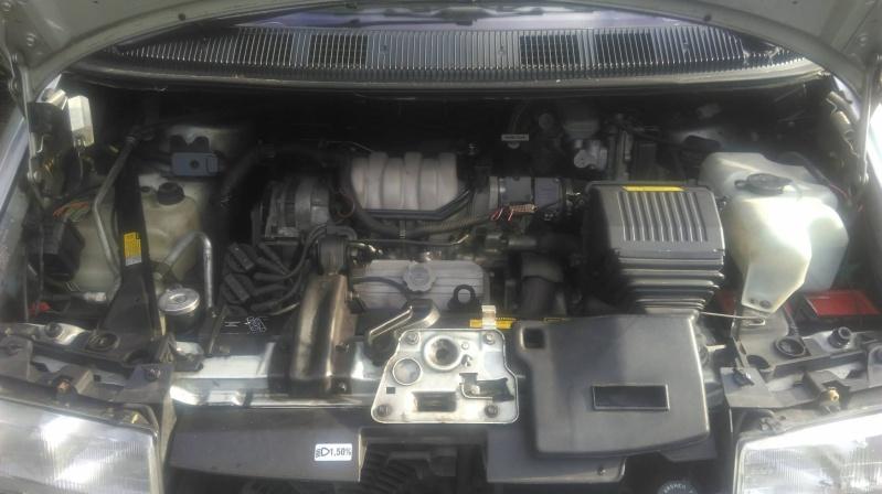 Mon Pontiac Trans Sport 3.8 V6 GT de '92 et ma Pontiac Sunbird 2.0 LE de '91 13214510