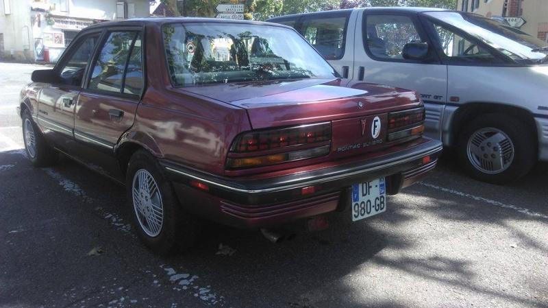 Mon Pontiac Trans Sport 3.8 V6 GT de '92 et ma Pontiac Sunbird 2.0 LE de '91 13569810