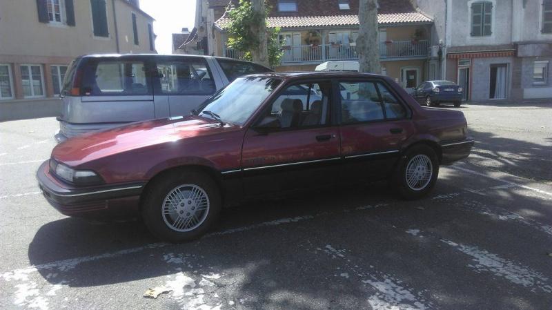 Mon Pontiac Trans Sport 3.8 V6 GT de '92 et ma Pontiac Sunbird 2.0 LE de '91 13589210