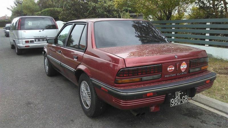 Mon Pontiac Trans Sport 3.8 V6 GT de '92 et ma Pontiac Sunbird 2.0 LE de '91 - Page 3 13728310