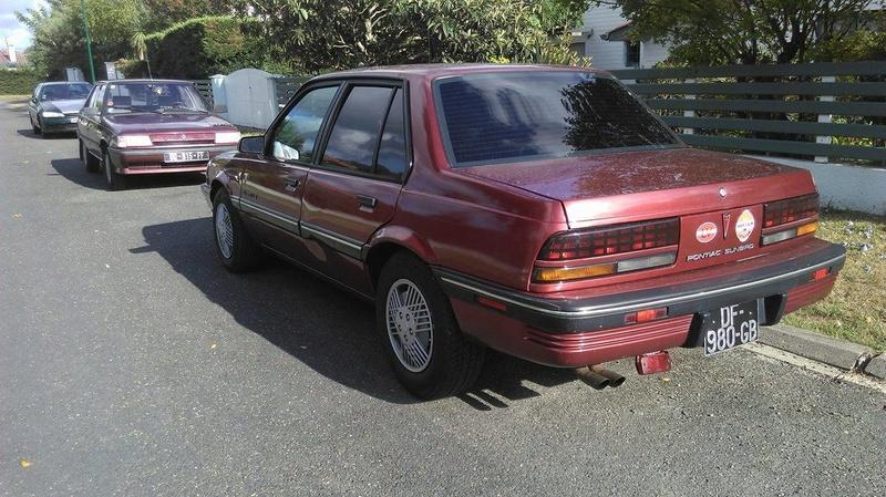 Mon Pontiac Trans Sport 3.8 V6 GT de '92 et ma Pontiac Sunbird 2.0 LE de '91 - Page 3 13833010