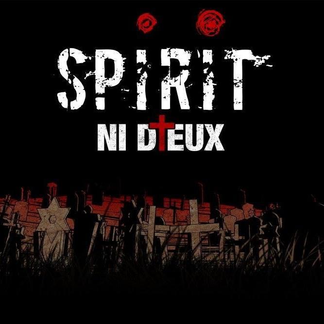 """SPIRIT """"Ni dieux, ni maitres"""" 2016 13938310"""