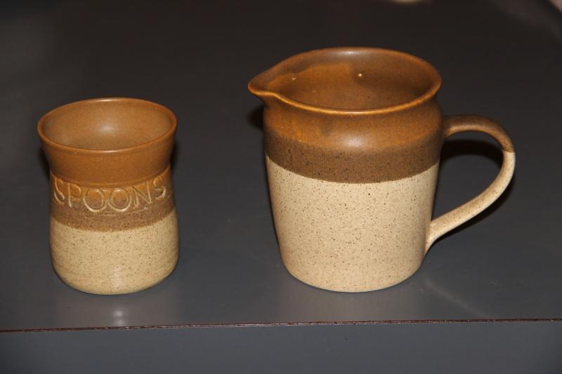 Parker Spoons mug new shape and larger jug. Img_0330