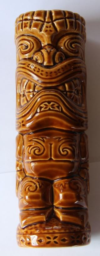tiki mugs, Hawaiian style, including tiki farm and Studio Ceramics Img_0334